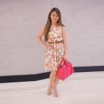Look do Dia: Vestido H&M de Barcelona
