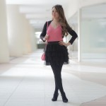 Look do Dia: Saia de Tule