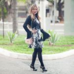 Look do Dia: Vestido com Bolero