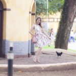 Look do Dia: Vestido Floral Zaful