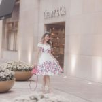 Look do Dia: Vestido de Rosas