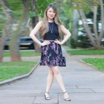 Look do Dia: Cropped + Saia