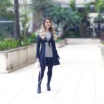 Look do Dia: Vestido com Bolero Flare